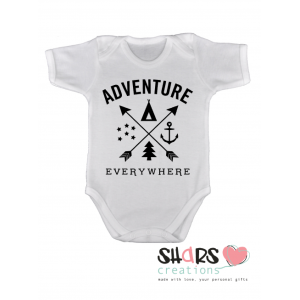 "Romper ""Adventure everywhere"""