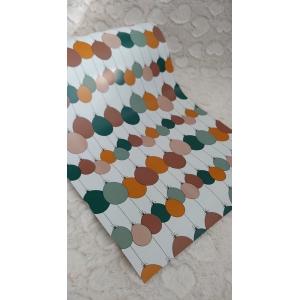 Cadeau papier ballonnen
